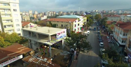 Kavacık'ta Dörtyol'da Kiralık Komple Bina