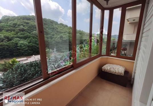 Doğa Manzaralı, site içinde 4+2 Müstakil Villa - Balkon - Teras