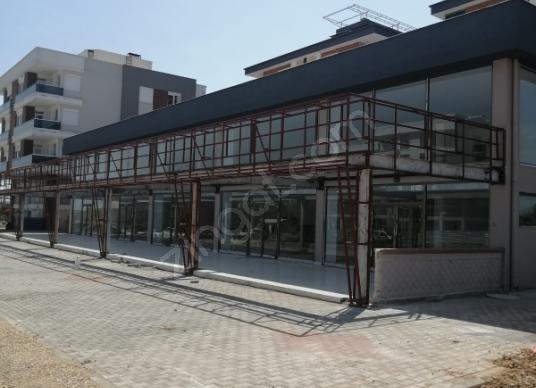 ANTALYA ÇANKAYA MAHALLESİN'DE KİRALIK DÜKKANLAR - Balkon - Teras