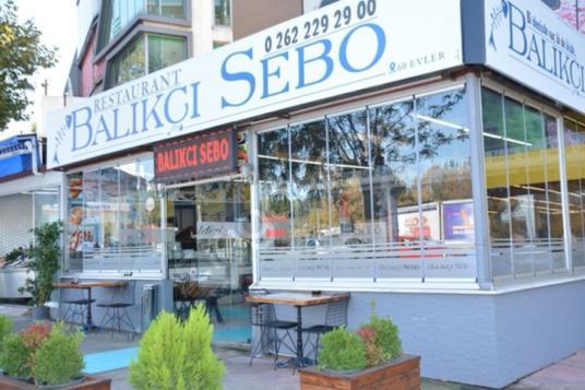 Derince 60 Evlerde Devren Kiralık Restourant Acil!! - Dış Cephe