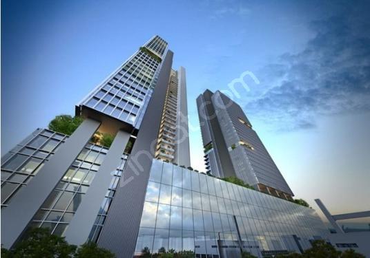 Şişli Torun Center 2+1 Modern ve Yeni Kiralık Residence