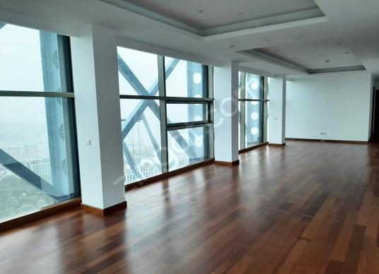 Süzer Plaza Ritz Carlton Kiralık 2+1 380m2 Penthouse - Salon