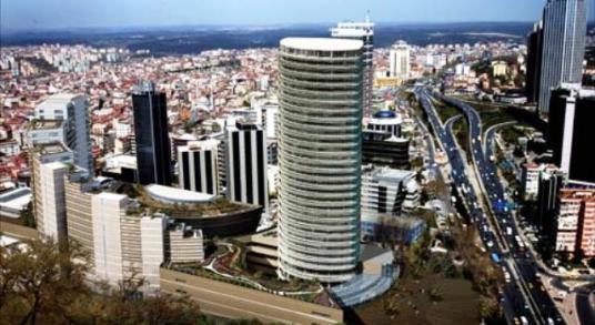 Levent Plazalar Bölgesi 2753m2 Net Kullanım Alanlı Komple Bina