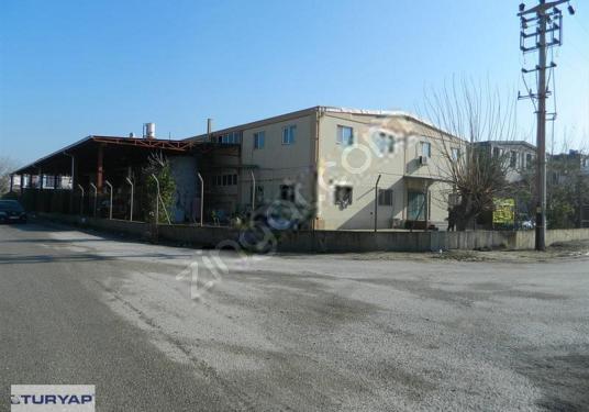 Menemen Koyundere de 3000 m2 Satılık Fabrika - Sokak Cadde Görünümü