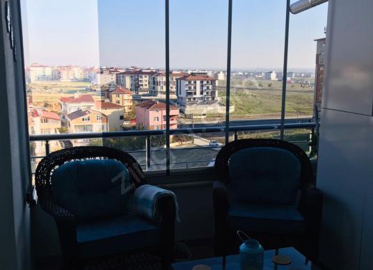 BAŞKENT EMLAK'TAN ÇORLU PARK YANINDA 3+1 LÜKS SATILIK DAİRE - Balkon - Teras