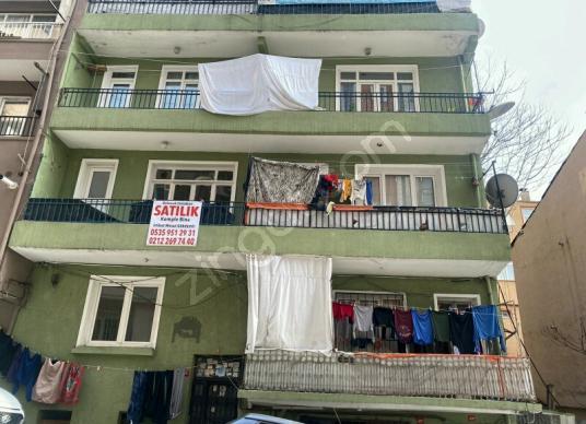 Gültepe'de  Dere sokakta satilik komple bina - Dış Cephe