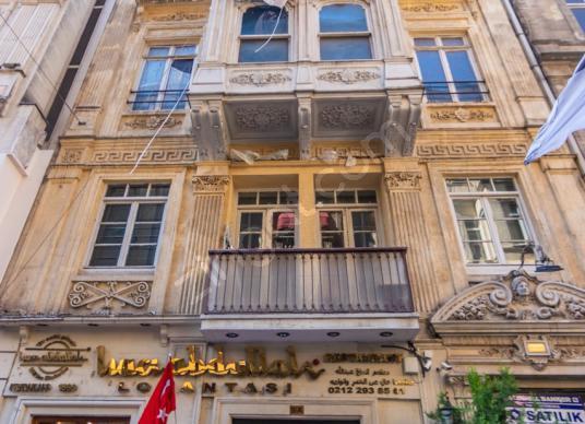 Beyoğlu taksim de turizm imarlı caddeye yakın kiralık bina - Dış Cephe