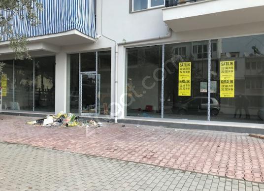 Ortaca merkezde Satılık 155 + 60 (bodrum) m2 Dükkan