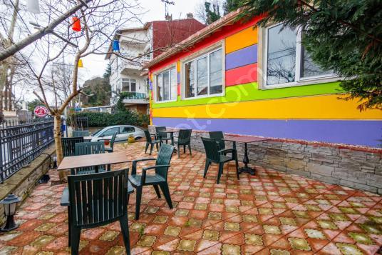 Tarabya Kireçburnu merkez  sahil devren kiralık restaurant