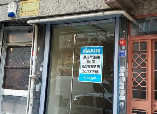 Zeytinburnu BulvarCad Yakın Tadilatlı2 Katlı Kiralık Ofis-Mağaza