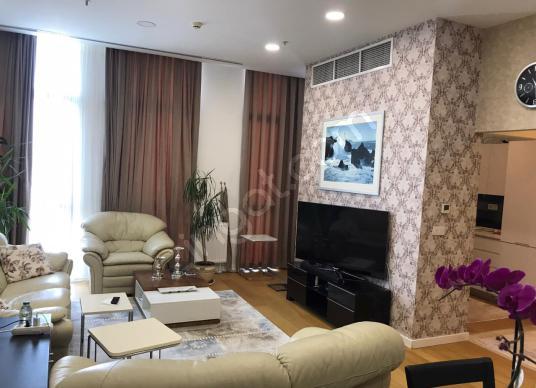 Divan Residence Projesinde Satilik Eşyalı 1+1 Daire - Yatak Odası