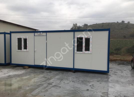 ÜRETİCİ'DEN  ŞANTİYE -OFİS-KONTEYNER