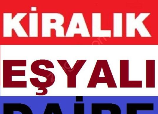 BAĞCILAR YENİMAHALLE'DE KİRALIK 2+1 EŞYALI TEMİZ DAİRE SİTE DE
