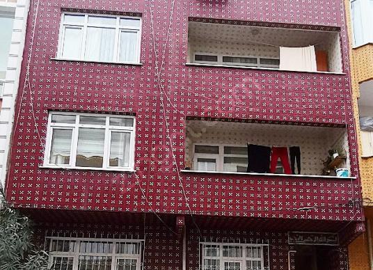 Yeni Mah'de 90 m2 ideal konum da Çift balkon Daire