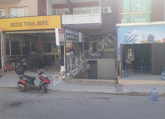 Bayraklı Osmangazi'de Kiralık Dükkan / Mağaza - Sokak Cadde Görünümü