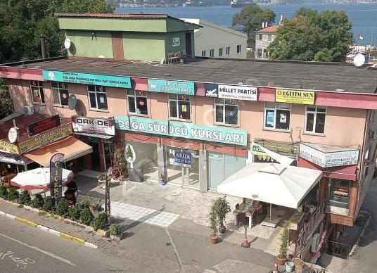 Paşabahçe Barboros Caddesi Üzerinde 110m2 Kiralık Dükkan