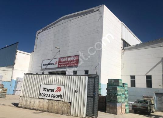 Çalı'da Satılık Fabrika - Dış Cephe