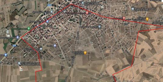 YILDIRIM MAHALLESİNDE SATILIK KONUT İMARLI ARSA - Harita