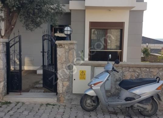 Çeşme Germiyan'da Satılık 5+2 Villa - Dış Cephe