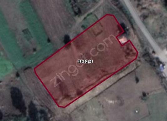Samyap tan Canik Düvecik de Sanayii İmarlı 10000 m2 Satılık Arsa - Harita
