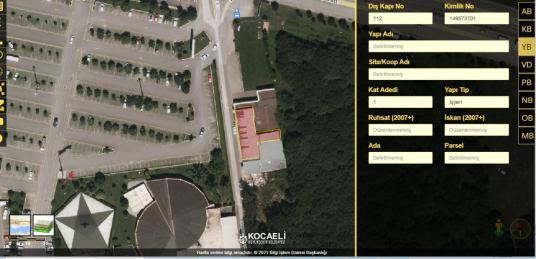 KOCAELİ KARTEPE SATILIK TİCARİ ARSA VE KORU D-100 KARAYOLUN'DA - Site İçi Görünüm