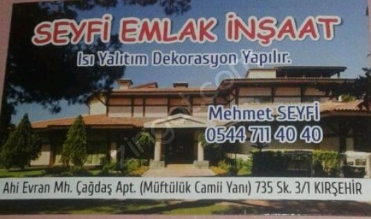 Kırşehir Merkez Kayabaşı'da Satılık Müstakil Ev - Dış Cephe