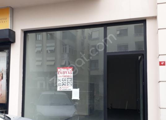 Erenköy Minibüs Cad Yakın Kiralık Dükkan 38m2 Showrom