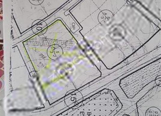 EMA EMLAK PAMUKKALE KARAHAYIT MERKEZ'DE TURİZM KONUT İMARLI ARSA - Harita