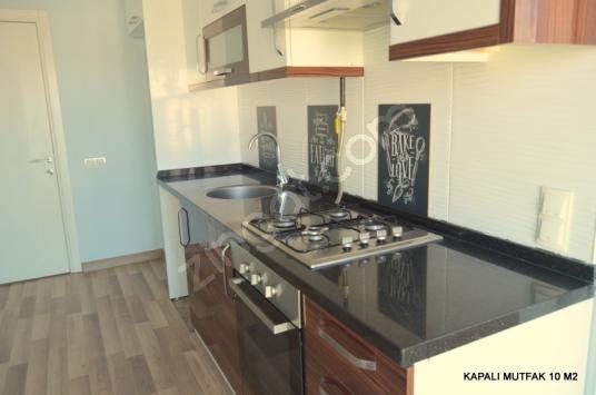 İzmir Egekent Deniz Manzaralı Kapalı Mutfak Geniş Satılık 2+1