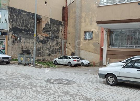 Eşme Şehitalibey'de Satılık arsa 82.87m2 - Sokak Cadde Görünümü
