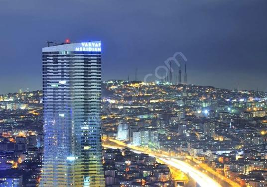 Ataşehir Varyap Meridian Grand Tower Satılık 1+1 - Manzara