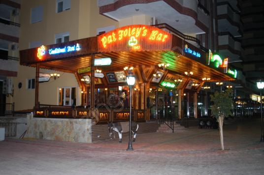 Alanya Mahmutlar Vatan caddesi üzeri Satılık 300m2 Dükkan