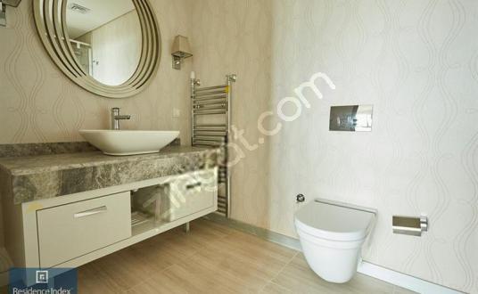 MASLAK 1453 4,5+1 SATILIK LOFT GÜNCEL MANZARALI DAİRE - Tuvalet