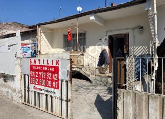 Sincan Fatih'de 3+1 Satılık Müstakil Ev - Dış Cephe
