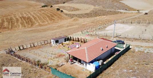Eskişehir Eğriöz'de Müstakil Bahçeli Bağ Evi - Arsa