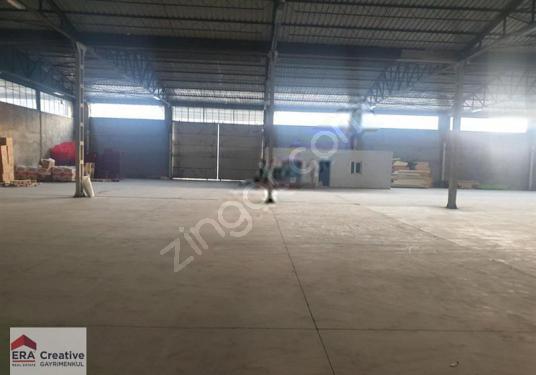 Eskişehir OSB de Depo Amaçlı Kiralık Fabrika - Kapalı Otopark