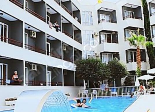 İN ANTALYA SİDE 3 STAR HOTEL FOR SALE - Dış Cephe