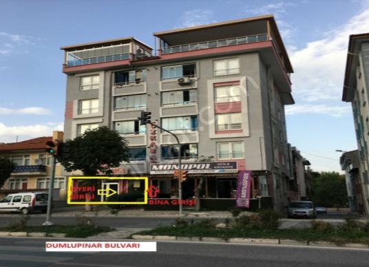 Kütahya Merkez Yenidoğan Mahallesi'nde 220 m2 İskanlı Dubleks Dü - Dış Cephe