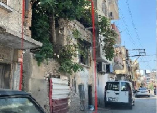 3475 - ADANA SEYHAN DÖŞEME'DE SATILIK ARSA HİSSESİ - Sokak Cadde Görünümü
