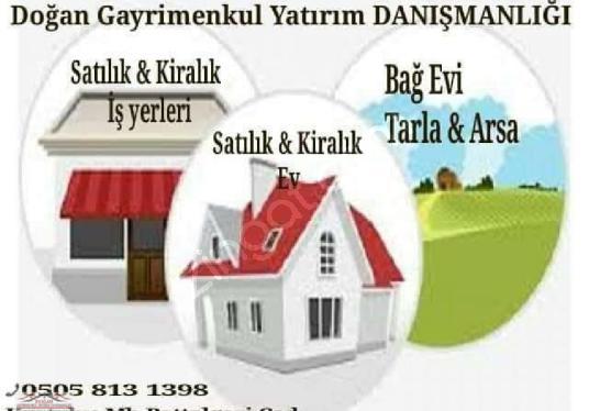 Ankara Polatlı Acil Satılık Kadıköyde Tarla - Logo