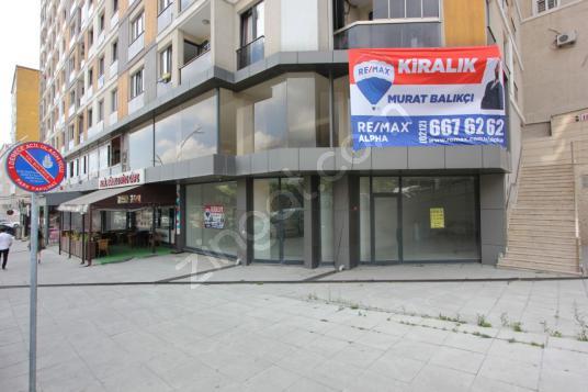 Sultangazide Muhteşem Lokasyonda Geniş Ön Cepheli Kiralık Dükkan