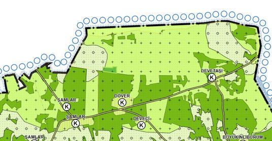 EMİRGAZİ DEMİRCİDE 34.375.m2 TARLA - Harita