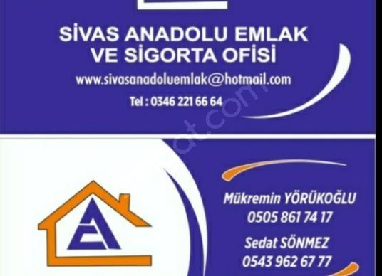Sivas Merkez Beypınarı Köyü'de Satılık Tarla - Logo