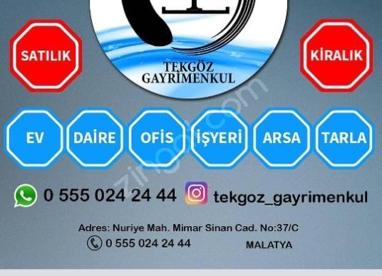 Battalgazi Dabakhane'de Satılık İşhanı Katı - Ofisi - Logo