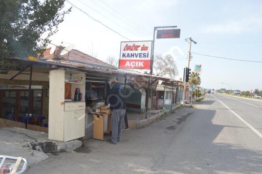 ÇANAKKALE ASFALTINA SIFIR KABAKUM MAHALLESİNDE TİCARİ İŞLETME - Sokak Cadde Görünümü
