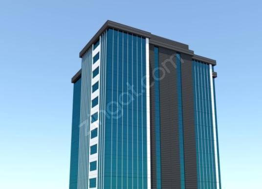 Avcılar Yeşilkent'te komple kiralık plaza binası - Dış Cephe