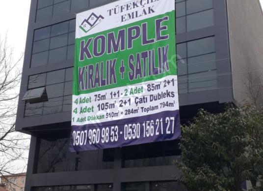 Kocaeli, Köseköyde D-100 manzaralı İşyeri Komple Bina Satılık - Dış Cephe