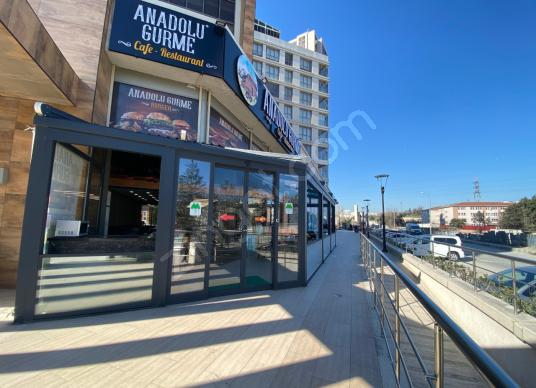 Halkalı Metro Durağı Önünde Asma katlı DEVREN Satılık Restaurant