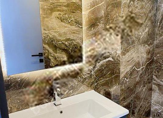 ŞİŞHANE 'DE GÜZEL KONUMLU SIFIR TADİLATLI KİRALIK OFİS İŞYERİ - Banyo