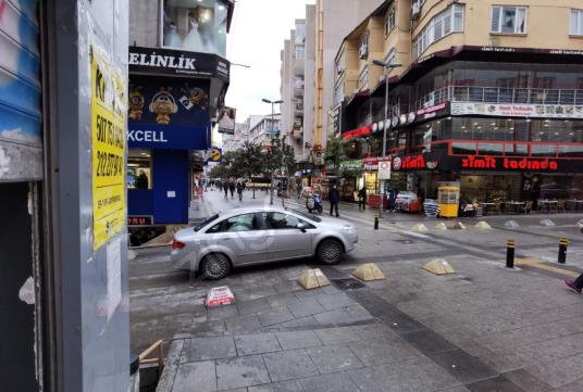 ŞİRİNEVLER YÜRÜYÜŞ YOLUNDA 110 METREKARE KİRALIK DÜKKAN - Sokak Cadde Görünümü